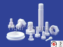 Ceramic Screws With Standard Sizes And Head Style