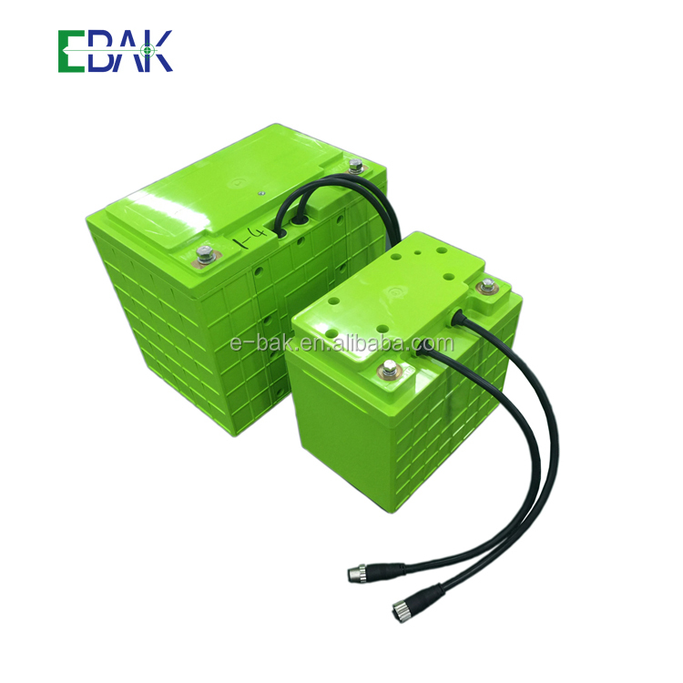 Replace RV house or boat and solar system lead-acid battery Lithium storage battery LifePo4 battery pack