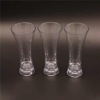 acrylic clear plastic cups drinking glasses