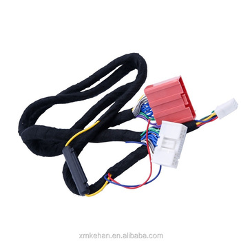 oem odm custom made automotive wiring harness,manufacturing car