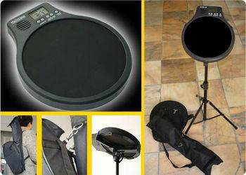 eno black unique with headphone digital drum coach electronic drum pad buy electronic drum pad. Black Bedroom Furniture Sets. Home Design Ideas
