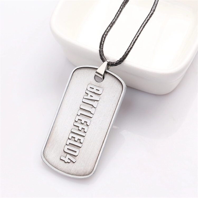 Engraving Aluminum Pet ID Tags for Cat and Dog