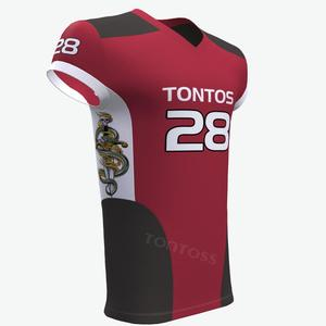 Volume Supply customize fashion Design training jersey american football wear