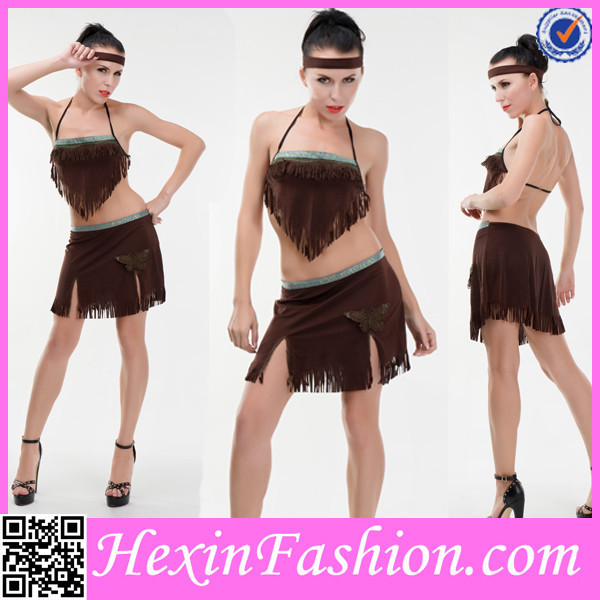 Wholesale 3PC Plus Size Sexy Native Indian Carnival Costume  sc 1 st  Alibaba & Buy Cheap China plus size indian costume Products Find China plus ...