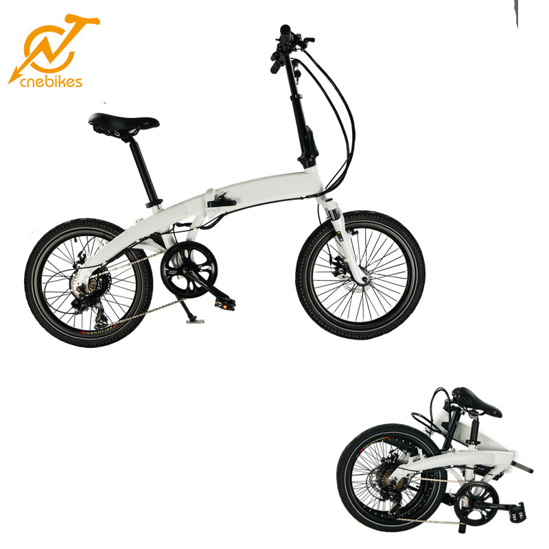 Fat Tire <strong>Folding</strong> E Bike/Foldable Electric Bicycle 36V Motorlife Electric Bike 250w/300w