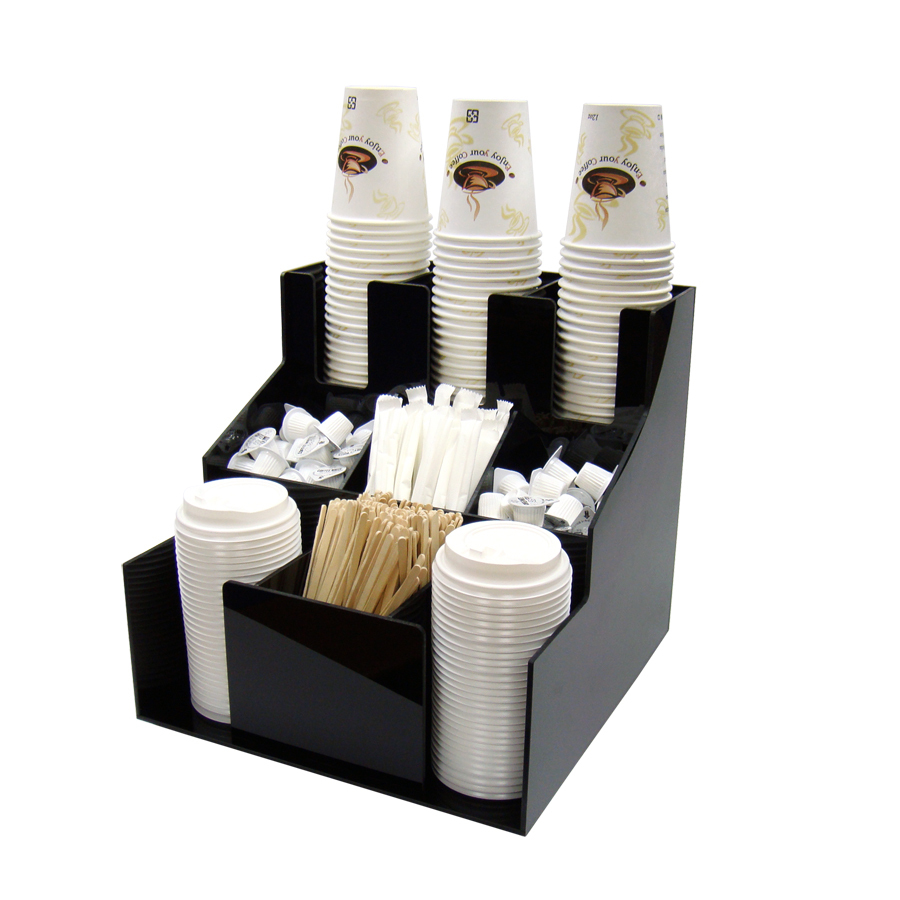 3 Sl Cup Lid Holder Dispenser Organizer Buy Online in