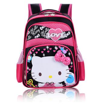 Cute Kids Cartoon Backpack 4d675d816e2f0