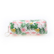 Digital Printing Beautiful Promotional Blank Wholesale Cosmetic Bag