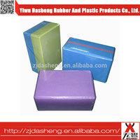 China wholesale yoga mat and block kit