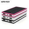 China Electronic products solar charger power bank 8000mah mobile power bank