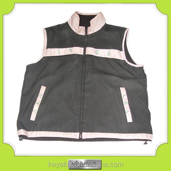 Dise o personalizado poliester chaleco de trabajo ropa de for Disenos de chalecos