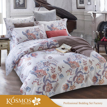 Elegant KOSMOS Wholesale Custom Printed Flannel Hospital Bed Sheets