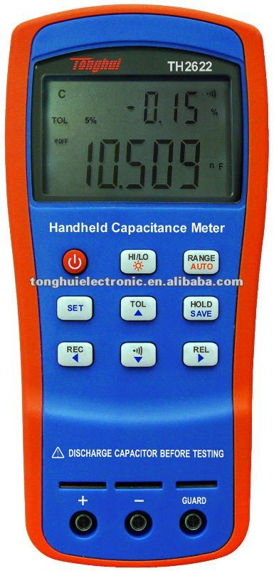 Handheld Capacitance Meter TH2622