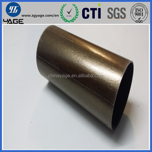 phlogopite mica sleeve thermal insulating tube parts