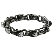 75285 Xuping Schedel Cobra <span class=keywords><strong>Armband</strong></span> Homme, Luxe <span class=keywords><strong>Armband</strong></span> <span class=keywords><strong>Mannen</strong></span>, Luxe <span class=keywords><strong>Mannen</strong></span> <span class=keywords><strong>Armband</strong></span>
