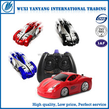 YanYang Electric Wall Climbing Power wheels Toy Car Children Christmas Gifts Remote Control Car Toy