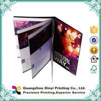 Customized different sizes brochure design pdf printing Services