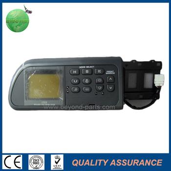 Kobelco Excavator Monitor Sk120-5 Sk200lc-5 Sk120 Mark V Gauge Cluster  Instrument Assy Yn59s00002f3 Yn59s00002f2 Yn59s00002f1 - Buy Sk120-5 Gauge