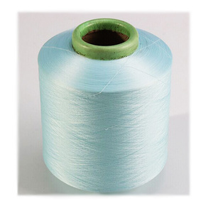 Raw white 100% viscose rayon filament yarn