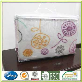 Polar Fleece Bedding Packaging Bed Products Bedding Set