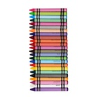 Kids and Student Vibrant Art Drawing Color Wax Crayon