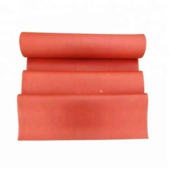 Security Reflective Silicone Coated Fiber Glass Cloth