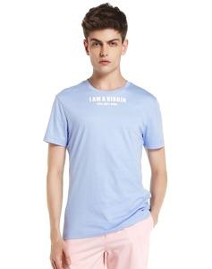 Fashion kids tshirt 100% cotton eco-friendly children teenager clothing 2016