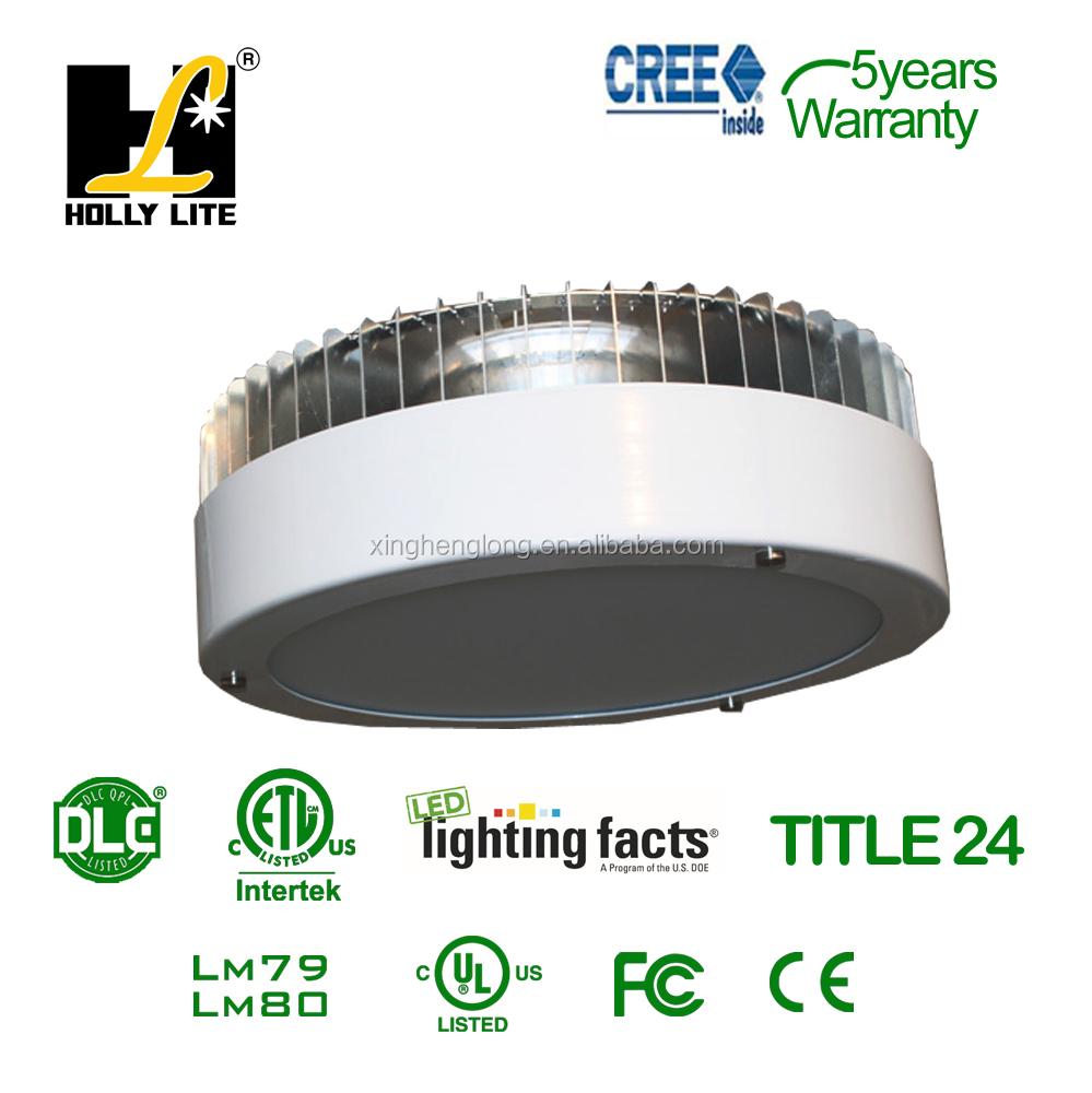 40w Led Canopy Lights For Parking Garage Application,Etl And Dlc ...