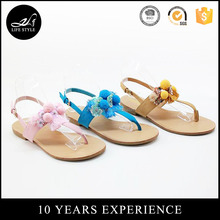 Top 10 shoes supplier oem no heel sandals