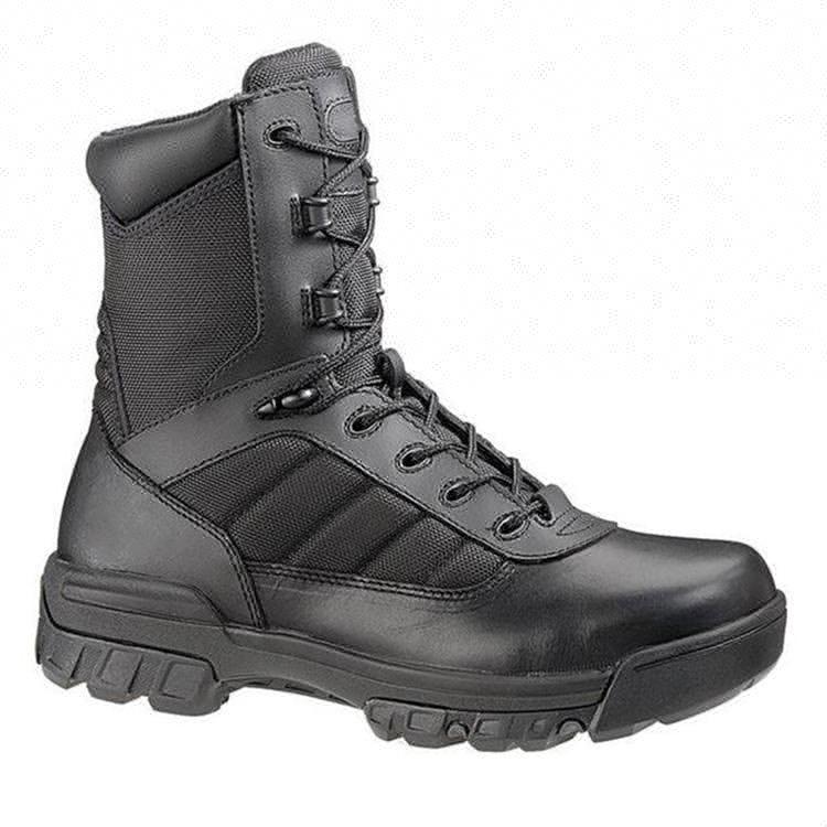 Work Boots Men Knee High Combat Boot