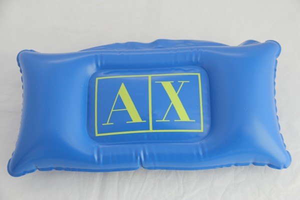 PVC inflatable pillow bag