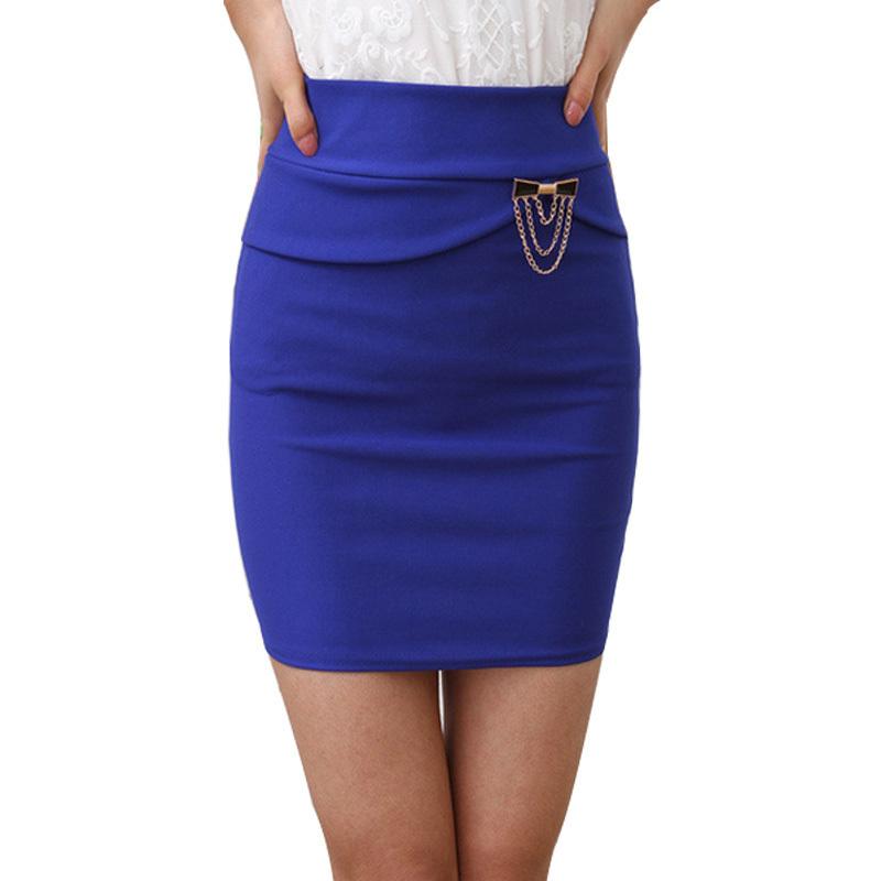 dc240862fc4 high quality skirts womens pencil short high waist mini bodycon skirt saias  feminina peplum Sequined faldas jupe,gonne