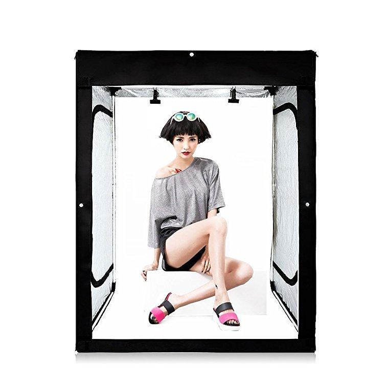 Portable Photo Studio Light Box Camera Accessories Backdrop Photography