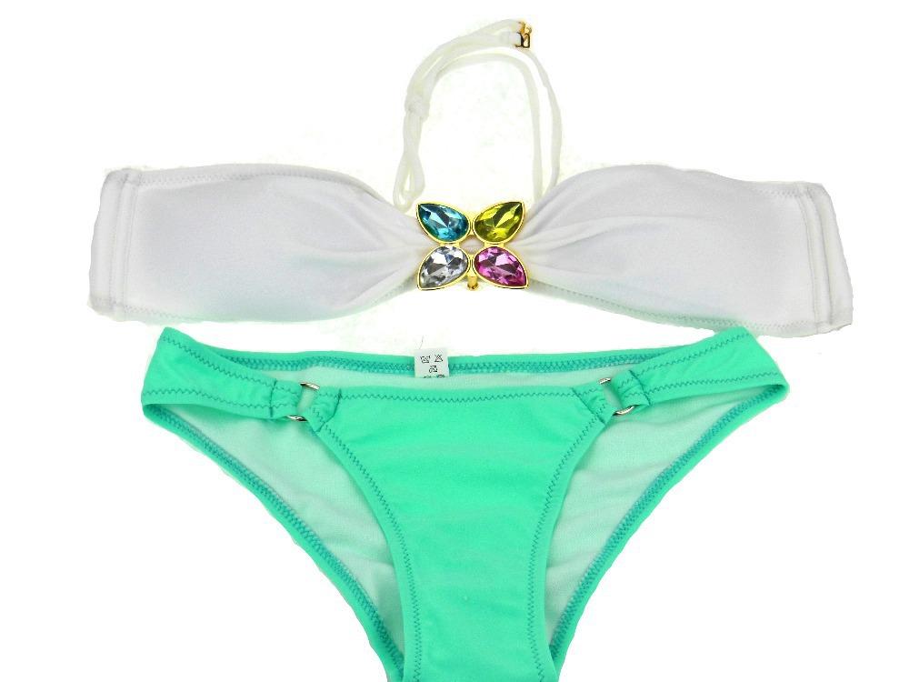 c0490f11b7520 Get Quotations · whoolesale 2014 free shipping Clovers swimwear bikinis set  Fashion sexy women swimsuit hot gift cheap price