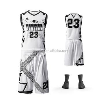 a3ba524a407 2018 latest basketball jersey design basketball uniform design full  sublimation customization