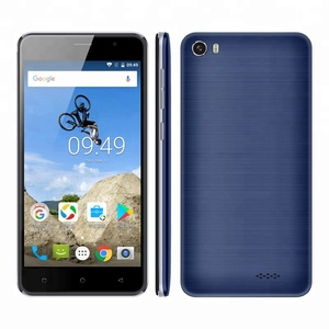 Make your Own Brand UNIWA M5005L 4G LTE quad core 5 inch 2000mah Customized Android Smartphone Oem Odm