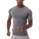 Wholesale Latest Fashion Oem Sports Apparel Fitness Wear Men Mens Activewear T shirt With Private Label