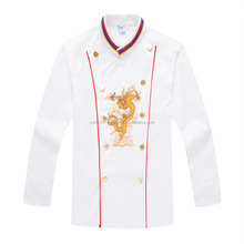 IGift Professionale Ristorante Uniforme Shirt Design di Stile Cinese Chef Uniforme