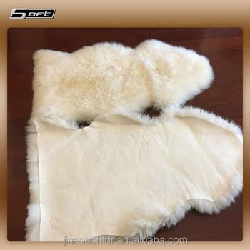 Best Price Natural Soft Long Icelandic Sheepskin Rug For Living Room