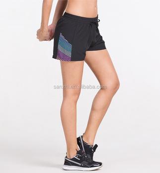 632ad44aa Ladies Latex Cotton High Cut Sports Gym Running Designer Hiphop Hiking  Shorts