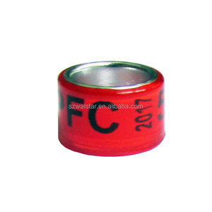 8mm custom pigeon ring bands 2018 with your personal information pigeon bands