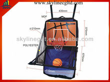 2013 new basketball backboard with Scoring device,portable basketball backboard
