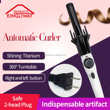 Professional Hair Curler Curl Hair Curling Iron best hot air brush