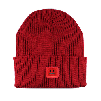 Promotional Low Price Plain Knitted Embroidery Beanies - Buy Cheap ... 3171a9e3ab5