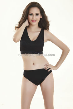 6c6aa2865d women genie bra set with fashionable lace see the sexy photos as show