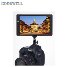 "Best 5.5"" Video Camera Monitor with HDMI Input & Output ,1920X 1080 ,IPS Panel ,DC7-24V Power Input"