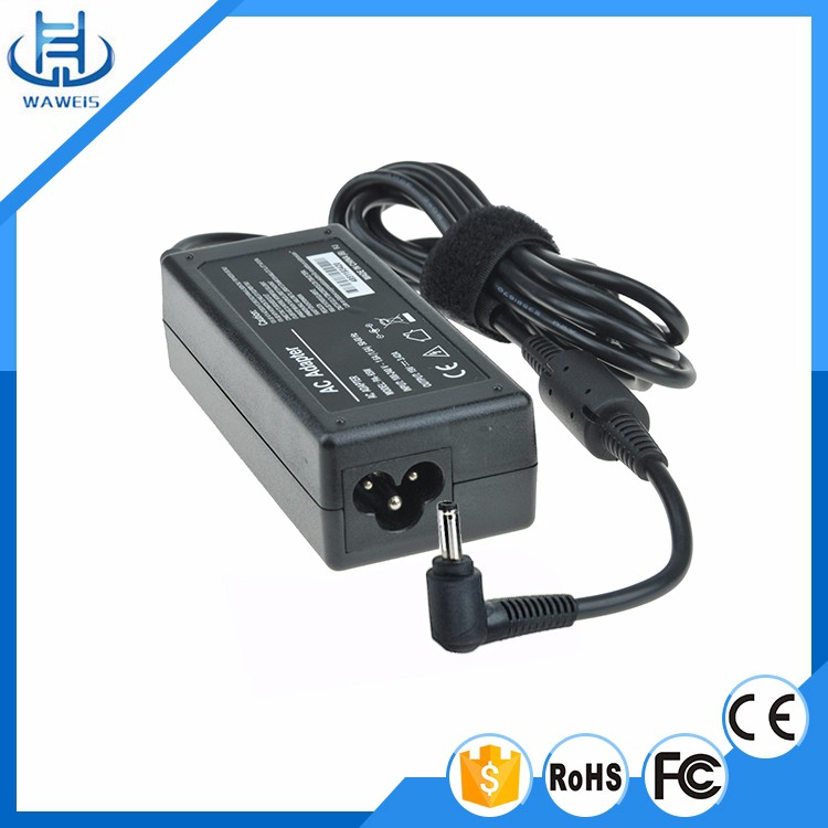 Smart IC 2269 high quality factory make 65W adapter 19V 3.42A laptop battery charger