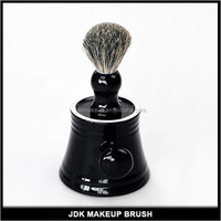 Amazon Best Selling Foam Lathering Natual Badger Shaving Brush with Porcelain Shaving Soap Bowl Mug