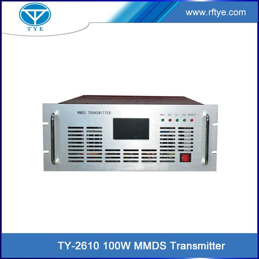 Ty 2610a 100w Radio Booster S Band Mmds Indoor Digital Tv Am Modulator And 50w Rf Output Stage