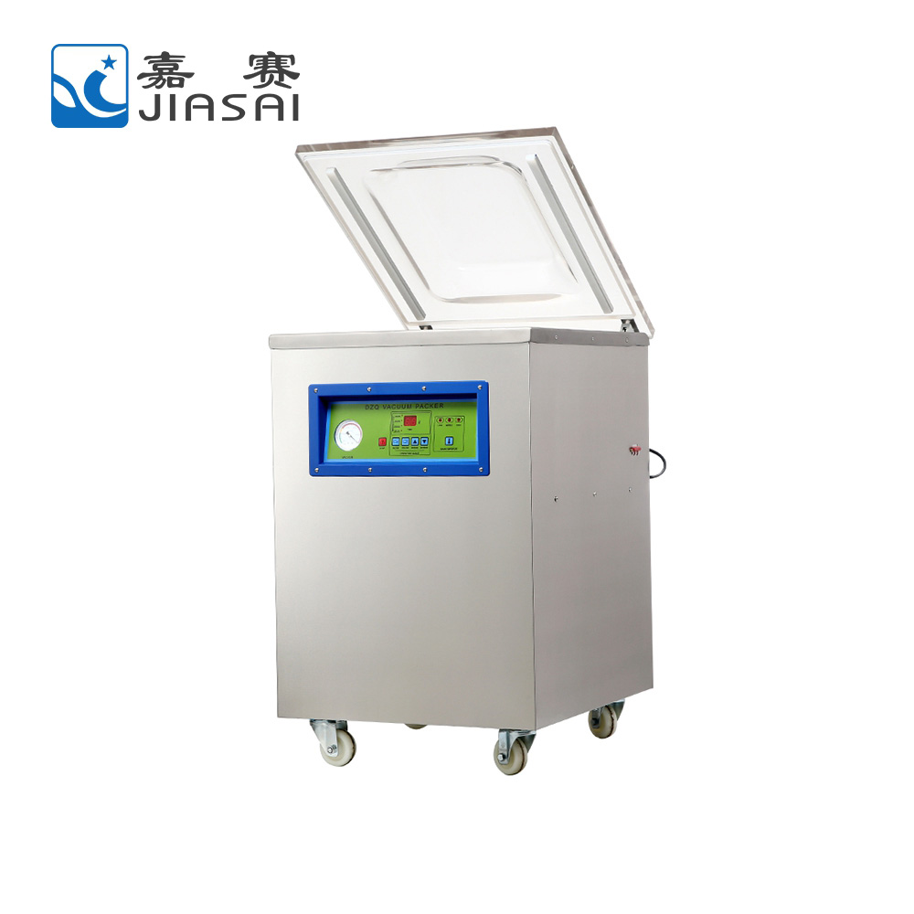 Cost price food sealer and fish packing machine vacuum sealer food manufacturer